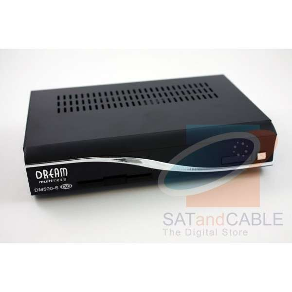 Dreambox dm500s satellite receiver (500s) at £ 59.99