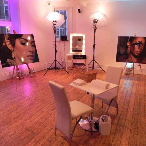 Art gallery hire london - gallery space rent