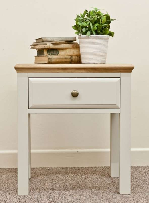 Hereford intone furniture lamp table