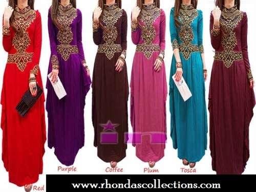 Dunya dress 2 - gorgeous maxi dress