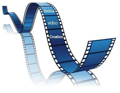 Online video creation service for advertising your business product or service online