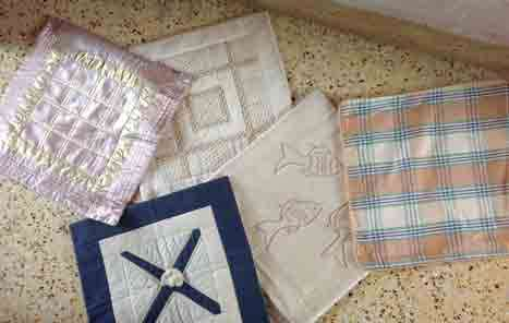 Cushion covers(assorted) stock lot from delhi