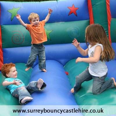Surrey bouncy castle hire - castles in guildford, walton-on-thames, surrey