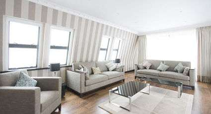 A stunning short term apartments in kensington for rent in london