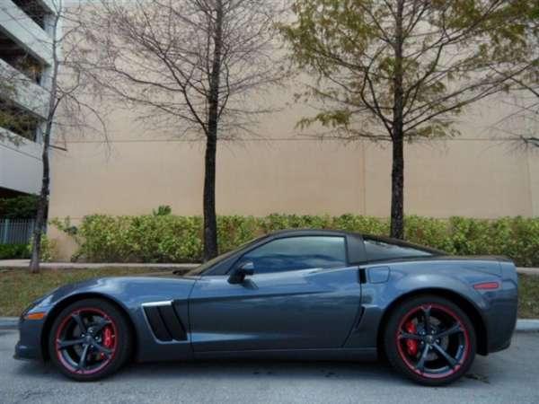 2012 chevrolet corvette grand sport for sale