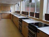 Pictures of Thamesgate-furniture: food technology rooms furniture installation in uk. 2