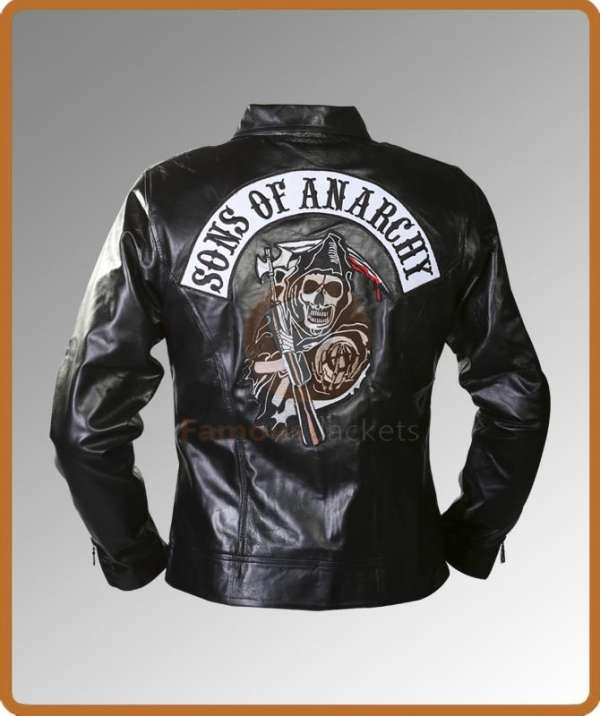 Sons of anarchy leather jacket for sale