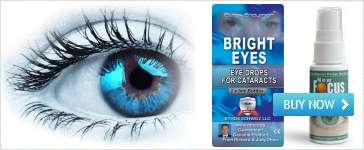 Natural relief for auto-immune eye inflamation