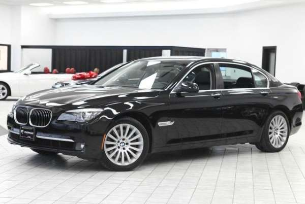 2010 bmw 7 series 750li available now!