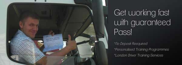 Driver cpc training at guaranteed pass