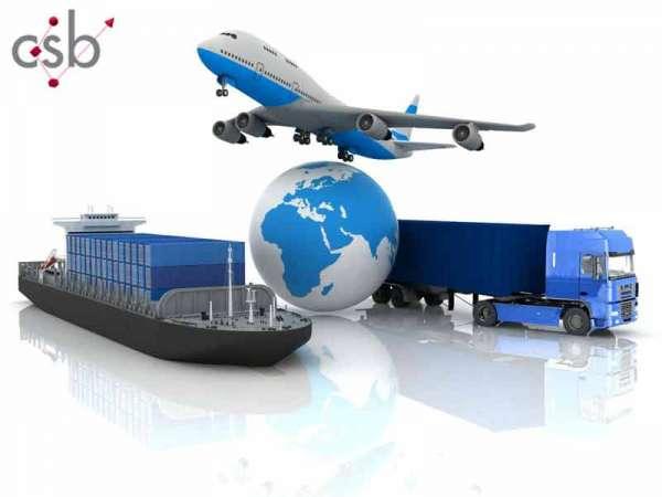 Csb logistics provided transport and freight logistics