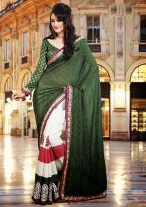 Buy indian sarees online at go designer wear.