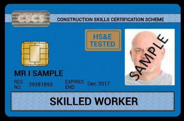 Free nvq level 2 qualifications in construction