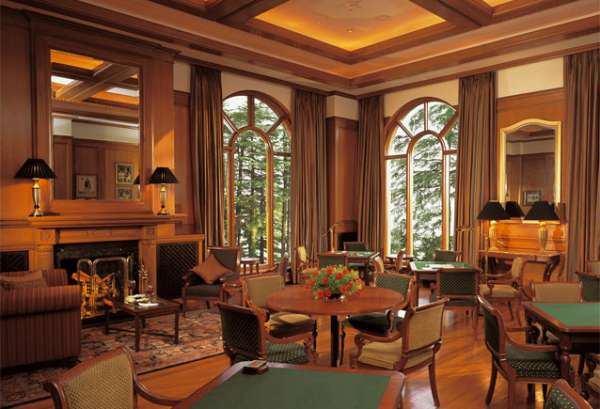 Discover the beauty of himalayas amid luxury at wildflower hall in shimla