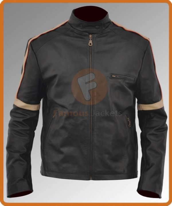 Exclusively war of the worlds leather jacket