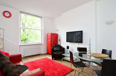 Fully furnished one bedroom flat to rent in central london