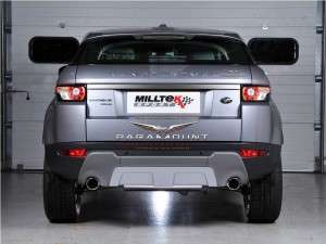 High quality milltek performance exhaust systems and mufflers