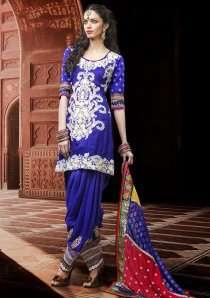 Designer wedding wear salwar kameez - buy online from godesignerwear