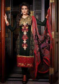Purchasing designer cotton wear salwar kameez for womens online at godesignerwear