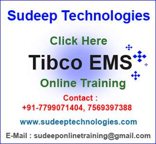 Tibco ems online training software courses