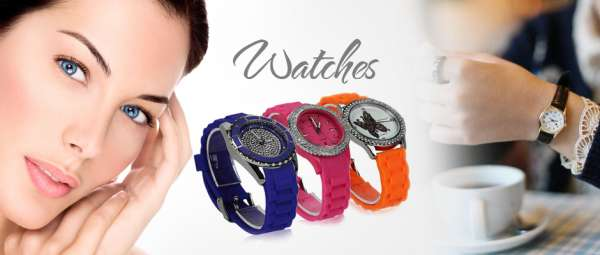 Pictures of Fashionable handbags, hair accessories, jewellery and watches for girls 3