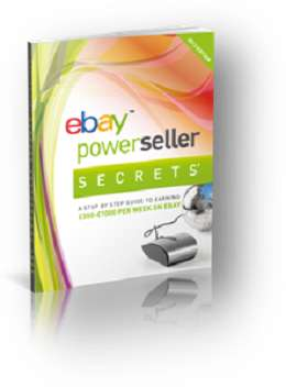 Click here to know ebay powerseller secrets