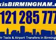 Taxis Birmingham- Airport Taxi Birmingham