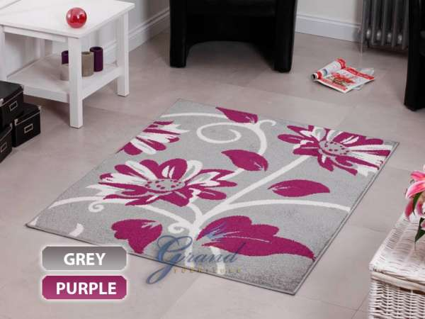 Pictures of New jazo modern floral floor carpet area rug 3