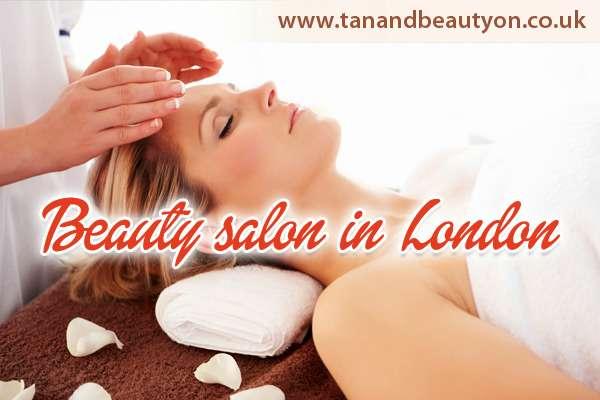 Beauty salon in london - tan and beauty on