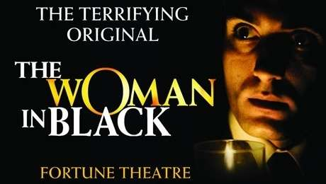 The woman in black tickets,the woman in black musical london