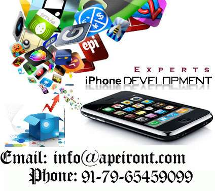 Attention all iphone application development experts and fresher