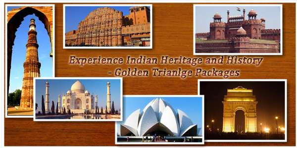 Golden triangle vacation in india tours