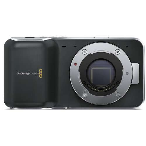 Blackmagic design blackmagic pocket cinema camera