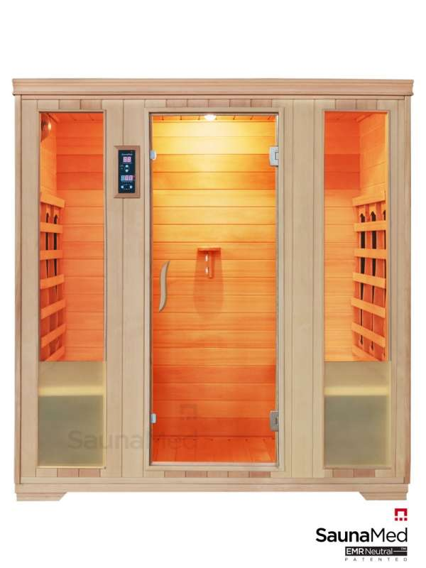 Saunas in best price at aqualina saunas