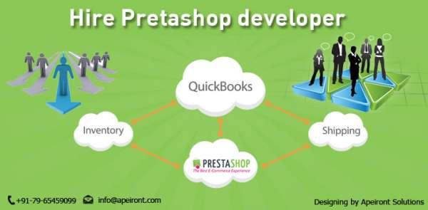 Hire prestashop developer at just $ 12 per hour