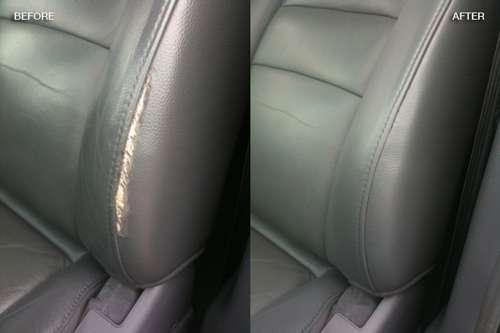 Leather restoration surrey, leather repairs surrey