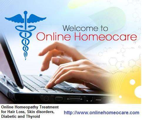 Online homeopathy treatment from homeocare international