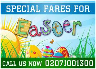 Special fares for easter umrah packages 2014