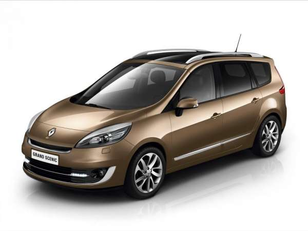Save upto 24% on new renault grand scenic