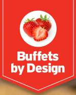 Buffets by design ? wedding catering services in surrey, uk