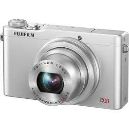Fujifilm xq1 digital camera - silver