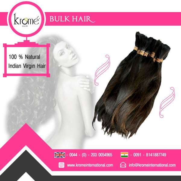 Indian remy hair manufacturer and supplier