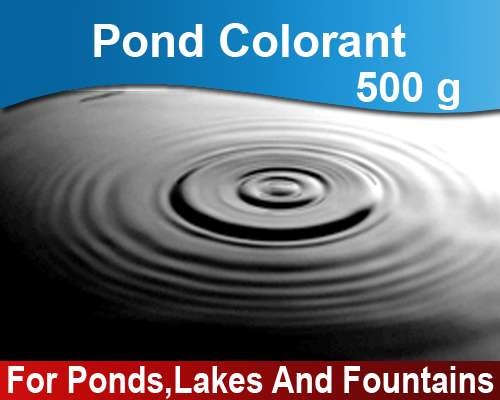 Hydra black water dye for your pond