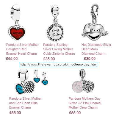 Celebrate mothers day with the jewel hut- exclusive jewellery collection