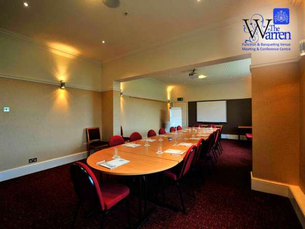 Available event & conference services at mpthewarren