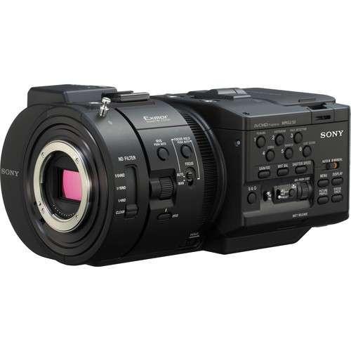 Sony nex-fs700r 4k super 35mm professional camcorder- body