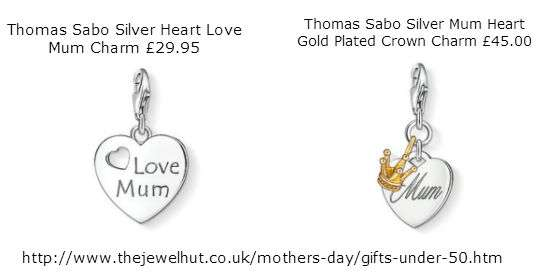 Amazing jewellery collection under 50 gbp ? perfect gift for mother's day