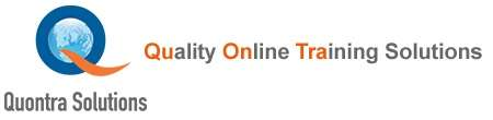 Qtp testing online training offered by quontra solutions