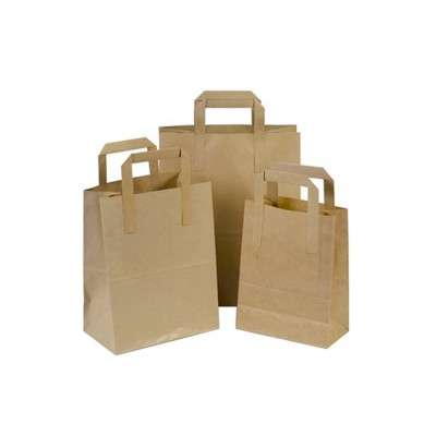Paper carrier bags at wholesale rate - carrierbagsforsale.co.uk