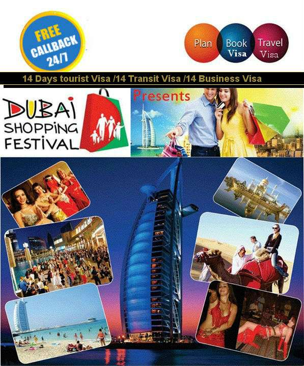 Dubai visa and committed to arrange visa 3 to 4 working days